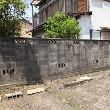 コンクリートブロック(基礎共)
